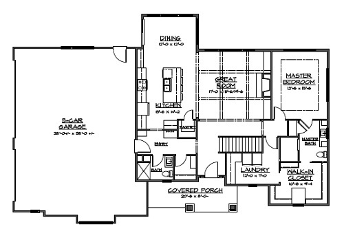 Schmidt Bros Custom Homes Floor Plans